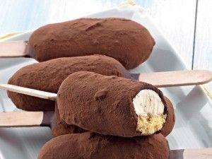 Lecca-lecca tiramisù | Cioccolato che passione