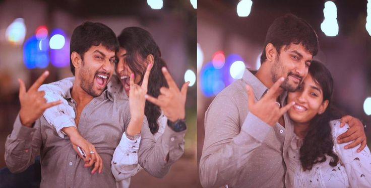 Nani, who's one of the emerging stars in Telugu film Industry, cannot stop beaming with joy as the actor has become a proud father. Reportedly, Nani and wife Anjana Yelavarthy are blessed with a baby boy this morning – on the auspicious Udagi day.Nani tied knot with Anjana on 27th October 2012 in Vizag after...