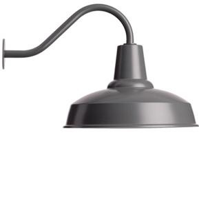 Barn lamp wall light, Industrial wall lights, Industrial lighting, Contemporary lighting, Holloways of Ludlow  £315