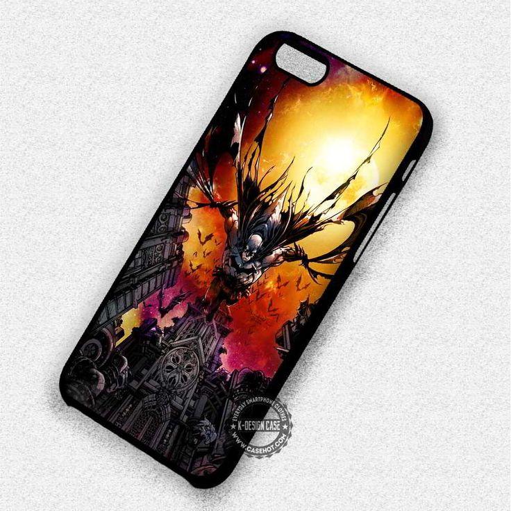 Bat Hero Batman - iPhone 6 5s SE Cases & Covers