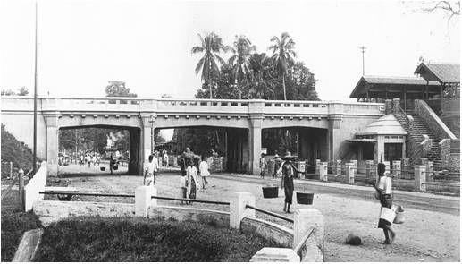 Jatinegara (Gunung Antang) 1890