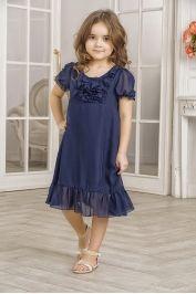 Одинаковые праздничные платья для мамы и дочки