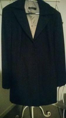 Large Size Long Lisa Ho Jacket Image 1