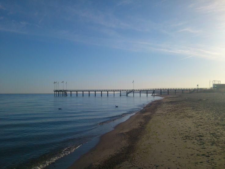 Weissenhäuser Strand - Morgenstunde