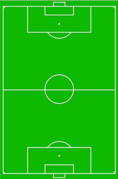 Voetbalveld voor de kinderen, aansluiten bij doelgroep