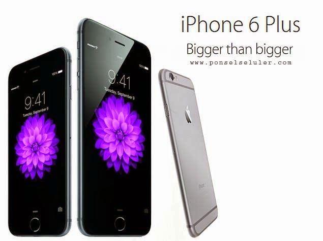 Harga Iphone 6+