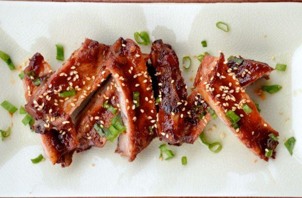 how to make chinese rib sauce