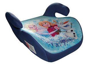Disney Siège auto rehausseur Motif la Reine des neiges