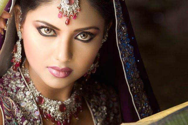 estilo pakistaní - ideas exóticas para bodas 2015