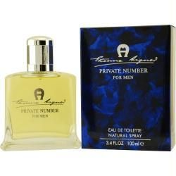 Aigner Private Number By Etienne Aigner Edt Spray 3.4 Oz - 190831