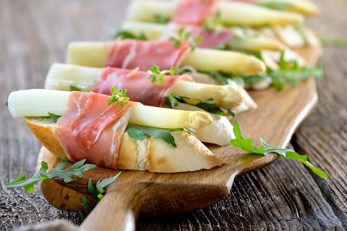 Probeer eens deze gerechten met asperge