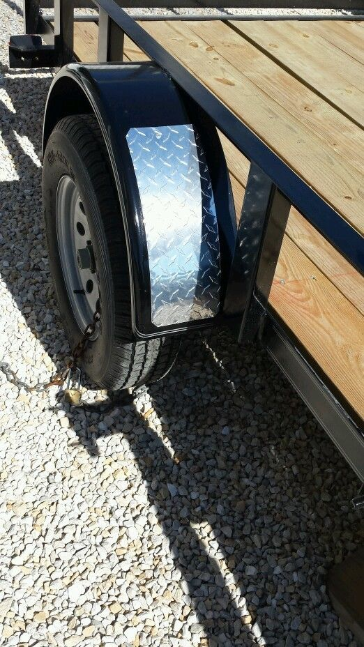 Trailer Fender Boxes : Best images about redo for horse trailer on pinterest