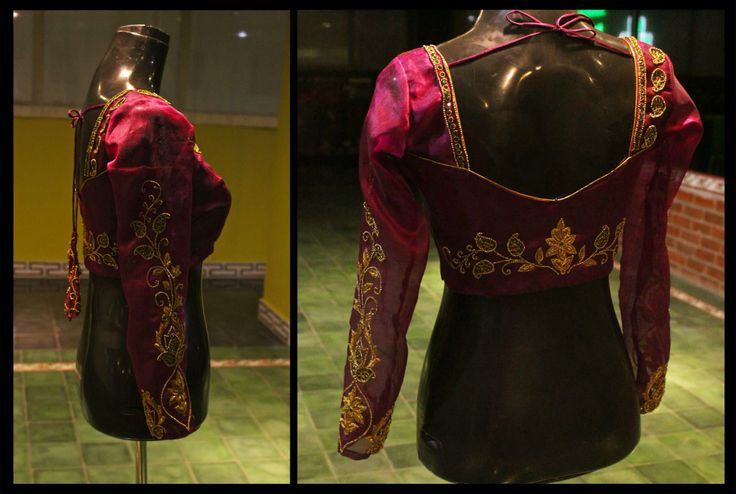 Bridal Blouse from Studio 149 by Swathi