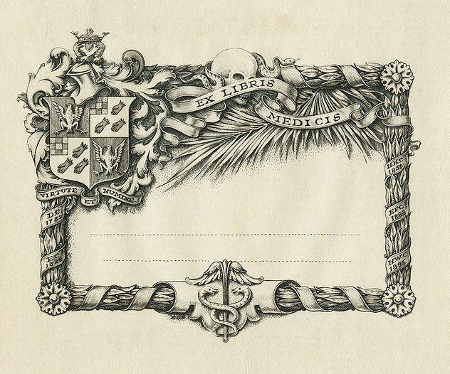 Ex Libris Medicis
