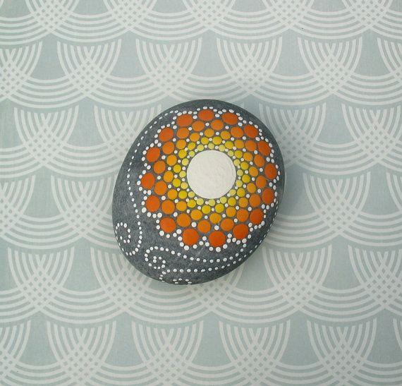 22 Best Images About Mandala Stone Tutorial On Pinterest