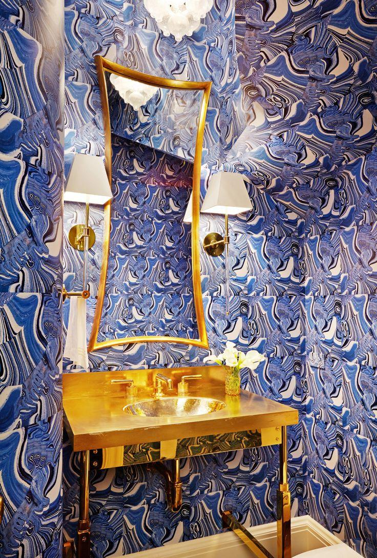Best Powder Bathroom Images Onroom Bathroom Ideas