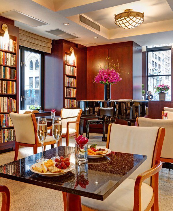 Hotels For Book Lovers