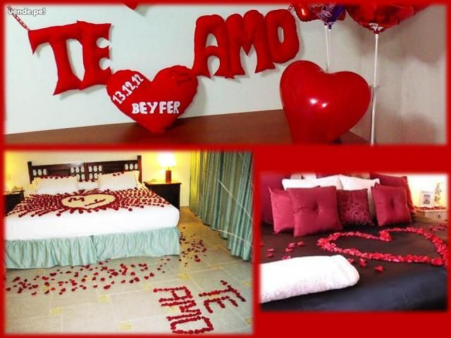 Decoracion Romantica De Aniversario De Novios ~ Pinterest ? El cat?logo global de ideas