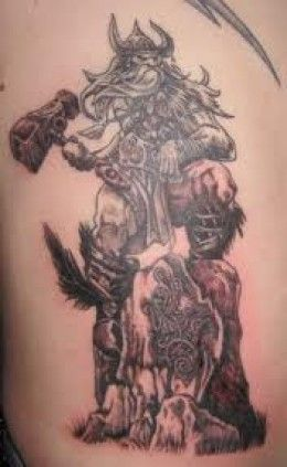 Viking tattoos are designed with many elements and symbols associated to Norse mythology and Celtic traditions. Learn about Viking tattoo designs and meanings.