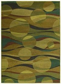 "Shaw Kathy Ireland Home Essentials Spherescape 2'3"" x 7'8"" Light Multi Runner Area Rug by Shaw. $149.00. Kathy Ireland Home Essentials SPHERESCAPE light multi rug by Shaw Floors is a machine made rug made from synthetic. It is a 2 x 8 area rug runner in shape. The manufacturer describes the rug as a light multi 2'3"" x 7'8"" area rug. Buy discount rugs with Buy Area Rugs .com SKU 3x079-4583