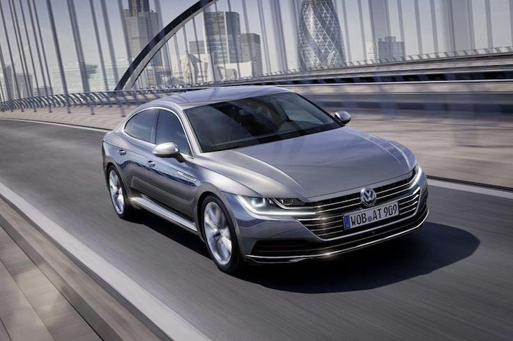 Noul VW Arteon, Un Coupe Cu 4 Uși Ce Înlocuiește Passat CC