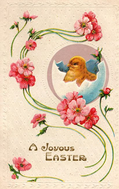 139 best images about VINTAGE EASTER CARDS – Easter Cards