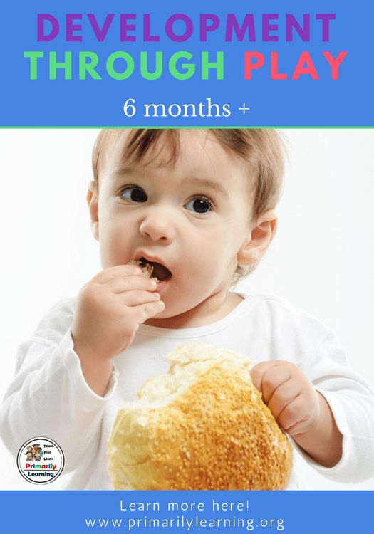 """What language games, and #activities can a #parent use to play with a baby around #6-9monthsofage? Have fun exploring these ideas!"""" alt="""