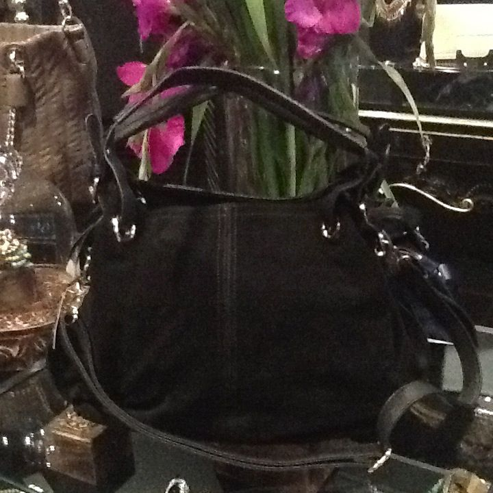 More styles at Mara Cino leather and suede bags under $150.