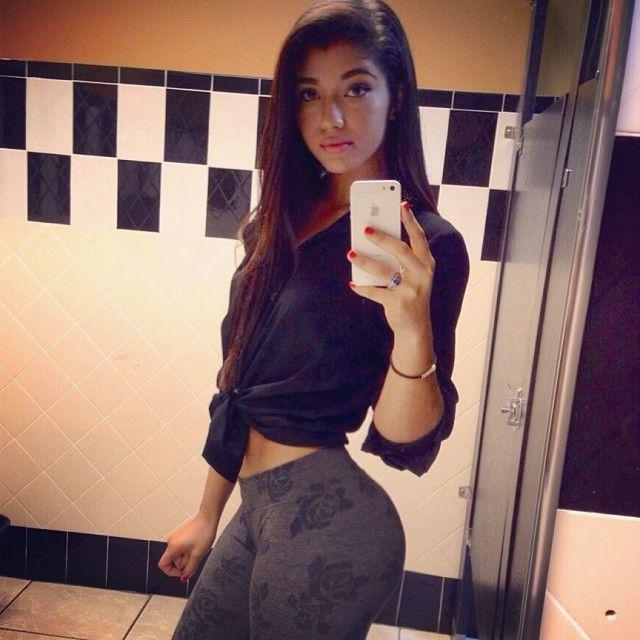 Booty latina girl