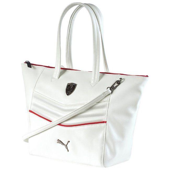 PUMA Ferrari LS Handbag dámská kabelka