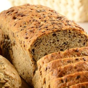 A low-carb, gluten-free bread that can be eaten when following the Tim Noakes eating plan.