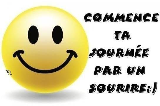 Commence ta journ e par un sourir salut pinterest for Par la fenetre ouverte bonjour le jour