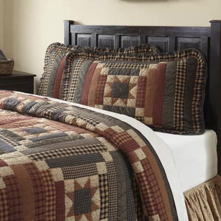 Country Primitive Farmhouse Rustic Quilts Curtains Rugs: 13 Best Country Bedding At Nana's Farmhouse Images On