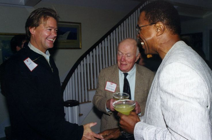 Gale Sayers & Red Fay