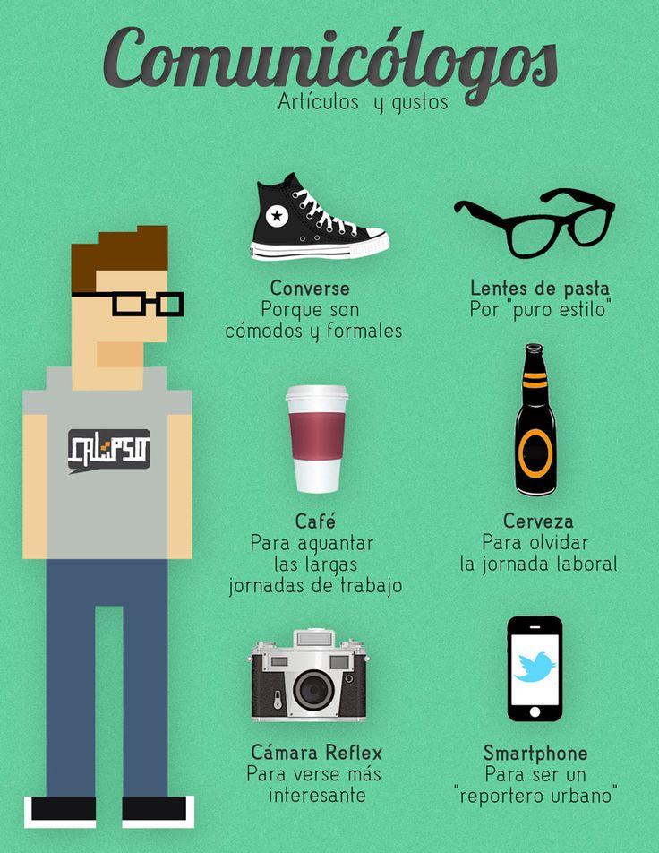 Kit de herramientas del comunicólogo #infografia #infographic #humor