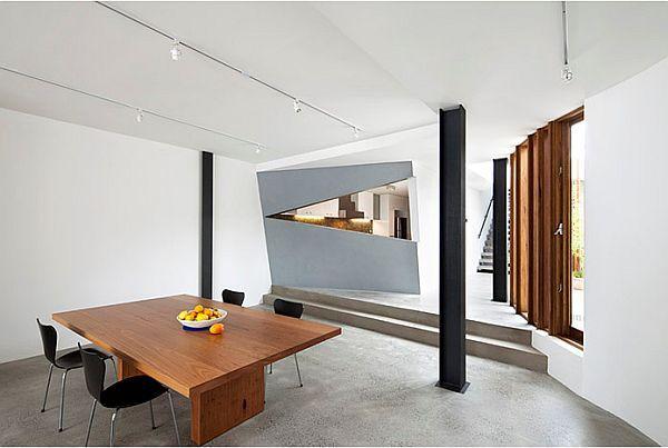 Asymmetrical Interior Design Achieving Balance See Through