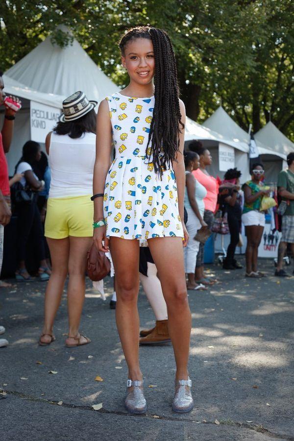 Afropunk Festival 2013 Commodore Barry Park Fashion Bomb