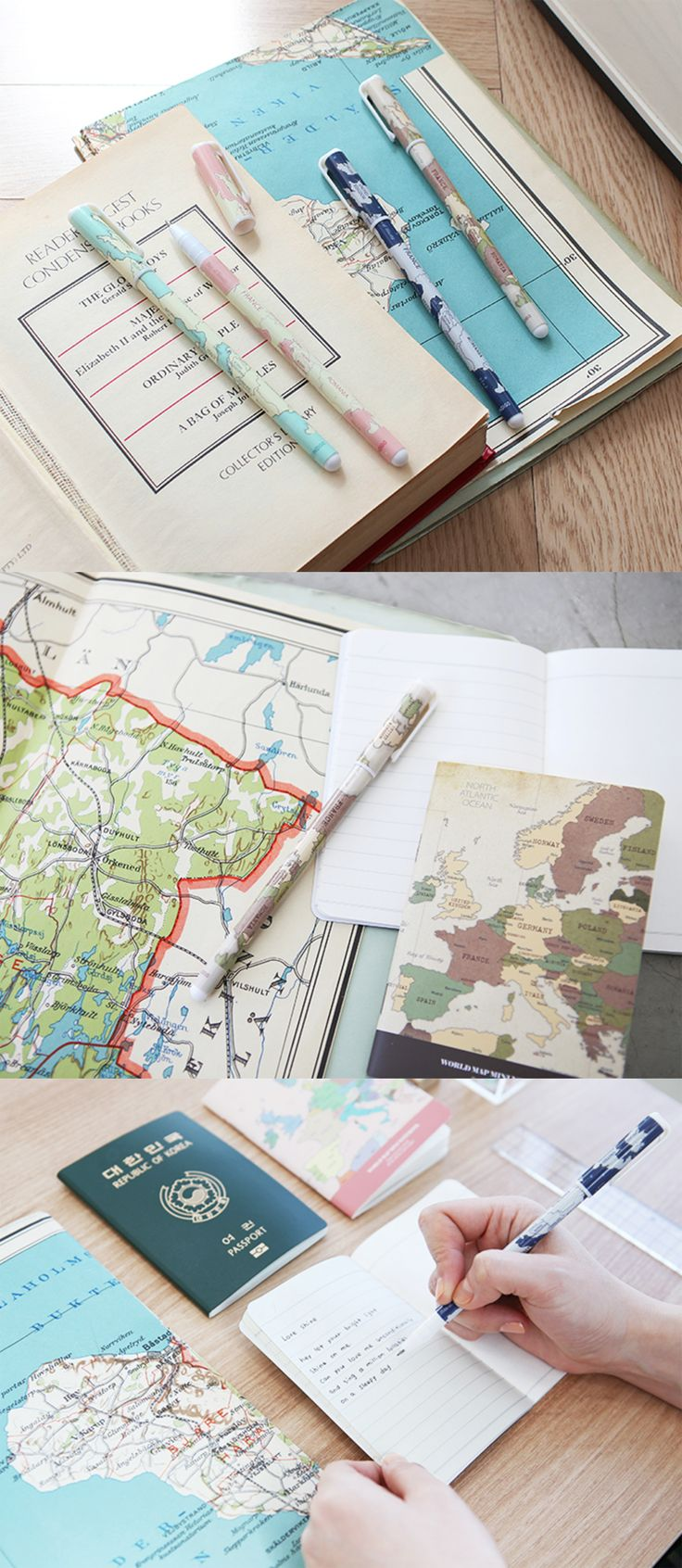 Royalty Free Map%0A The World Map Pen is one of many adorable and functional products in the  MochiThings collection