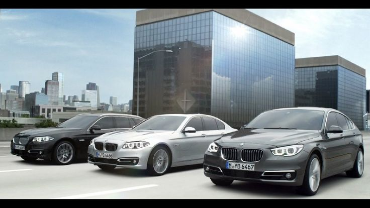 This Perfect Sedan - The all-new BMW 5 Series - All you need to know.