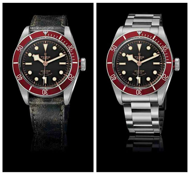 Tudor Heritage Red Bay – Rolex Baby Brother Has Come of Age... Tudor watch company Rolex's younger sibling for so many years has finally come of age, Tudor has come through its trouble some teens when it tried to break away from its family and not use the famous case and bracelet, which didn't work and nearly put the brand out off business! Are now coming of age and having a Phoenix moment and rising once again from the ashes. Click on the picture above for more details...