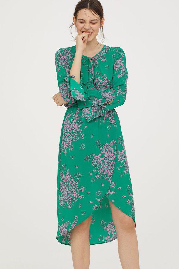 Catalogo H M Otono Invierno 2021 Moda En Pasarela Vestidos De Verano Verdes Moda Tendencias De Moda