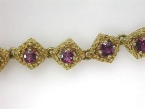 Tiffany Ruby Necklace