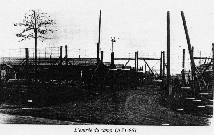 VRID : Vienne Résistance Internement Déportation : Le camp de Poitiers