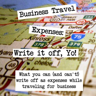 Deducting Business Expenses