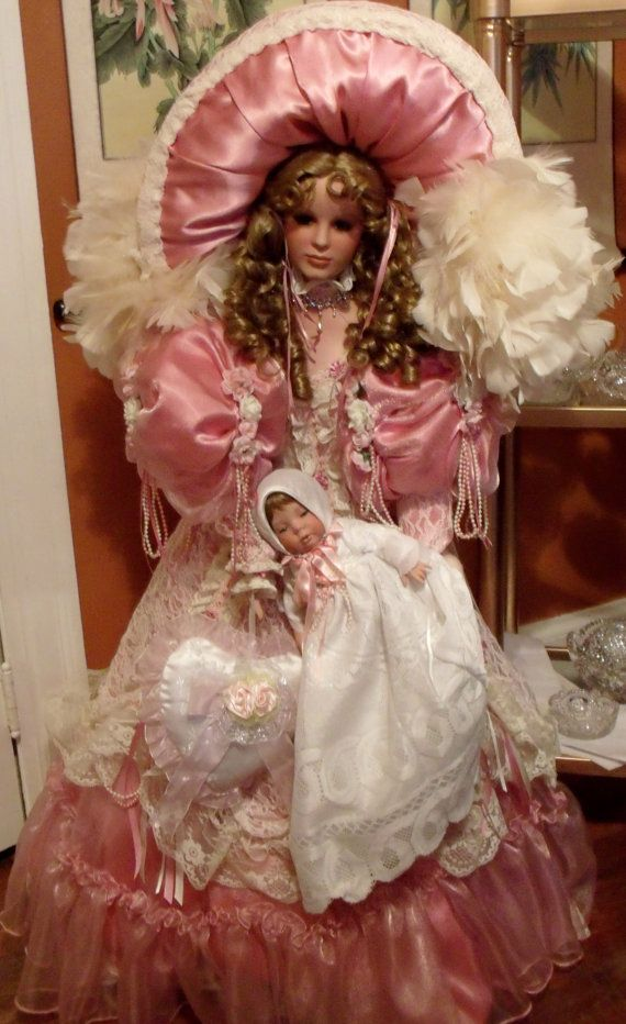 Rare Eve and Dawn Doll by Rustie Mint Condition by Great1Treasure