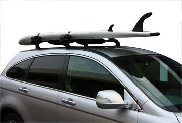 INNO Locking Kayak Rack, Canoe Rack, SUP & Surf Racks - Best Stand Up Paddle Board Carrier for Cars, Trucks & SUVs - Reviews & Install Guides