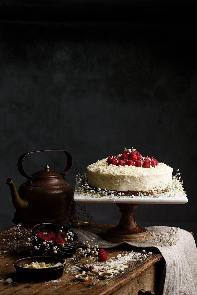 Tarta de chocolate blanco by Raquel Carmona Romero on 500px