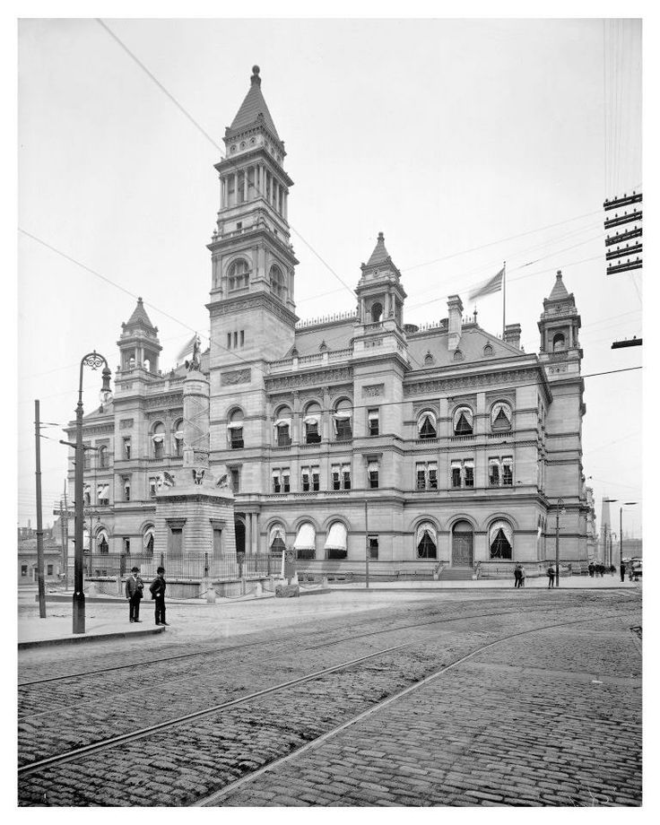 Main Post Office, Downtown Baltimore