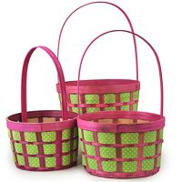 lucky clover trading company - baskets and containers