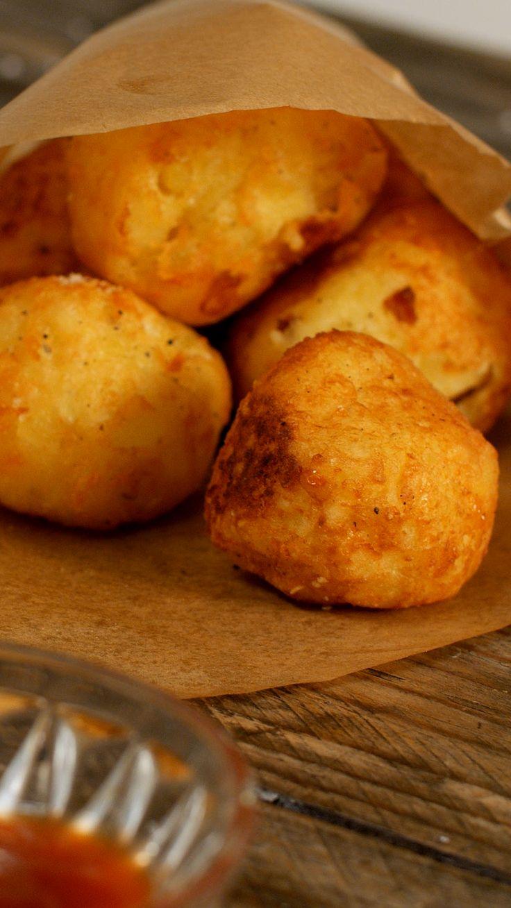 Croquette de Pomme de terre et fromage